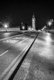 Πύργος ρολογιών Big Ben και σπίτι του Κοινοβουλίου Στοκ Φωτογραφίες