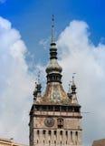 Πύργος ρολογιών Medival Στοκ εικόνα με δικαίωμα ελεύθερης χρήσης