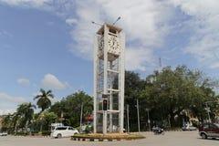 Πύργος ρολογιών Trang Στοκ φωτογραφία με δικαίωμα ελεύθερης χρήσης