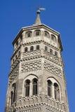πύργος Σαραγόσα κουδουνιών στοκ φωτογραφίες με δικαίωμα ελεύθερης χρήσης