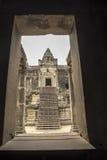 Πύργος σε Angkor Wat Στοκ Εικόνες