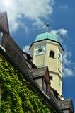 Πύργος σε Weiden, Γερμανία Στοκ Εικόνα