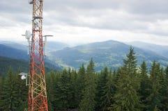 Πύργος σημάτων Στοκ Εικόνες