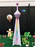 Πύργος ΣΟ cne Στοκ εικόνα με δικαίωμα ελεύθερης χρήσης