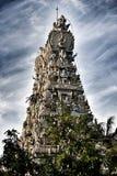 Πύργος στο ναό Sri Pathrakaly Αμμάν σε Trincomalee στοκ φωτογραφία με δικαίωμα ελεύθερης χρήσης
