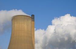 πύργος σύννεφων Στοκ φωτογραφίες με δικαίωμα ελεύθερης χρήσης
