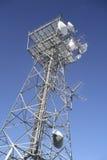 πύργος τηλεπικοινωνιών τ&eta Στοκ φωτογραφία με δικαίωμα ελεύθερης χρήσης