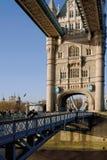 πύργος της Αγγλίας Λονδίνο γεφυρών Στοκ εικόνες με δικαίωμα ελεύθερης χρήσης