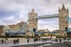 πύργος της Αγγλίας Λονδί& Στοκ εικόνες με δικαίωμα ελεύθερης χρήσης