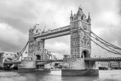 πύργος της Αγγλίας Λονδί& Στοκ Εικόνες
