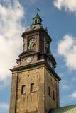 Πύργος της γερμανικής εκκλησίας στο Γκέτεμπουργκ Στοκ φωτογραφίες με δικαίωμα ελεύθερης χρήσης