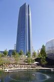 πύργος της ενεργειακής Οκλαχόμα του Ντέβον κεντρικών πόλεων Στοκ φωτογραφία με δικαίωμα ελεύθερης χρήσης