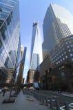 Πύργος της Ελευθερίας του World Trade Center και θέση Brookfield Στοκ φωτογραφία με δικαίωμα ελεύθερης χρήσης
