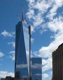 Πύργος της Ελευθερίας NYC Στοκ φωτογραφία με δικαίωμα ελεύθερης χρήσης