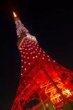 πύργος της Ιαπωνίας Τόκιο Στοκ Φωτογραφία