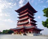 πύργος της Κίνας Στοκ Φωτογραφίες