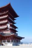 Πύργος της Κίνας Στοκ εικόνες με δικαίωμα ελεύθερης χρήσης