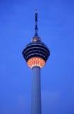 πύργος της Κουάλα Λουμπούρ Στοκ φωτογραφία με δικαίωμα ελεύθερης χρήσης