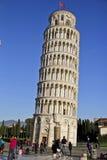 Πύργος της Πίζας, Πίζα Ιταλία στοκ εικόνες με δικαίωμα ελεύθερης χρήσης