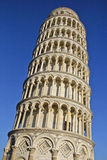 Πύργος της Πίζας, Πίζα Ιταλία στοκ φωτογραφίες με δικαίωμα ελεύθερης χρήσης