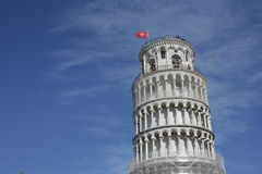 πύργος της Πίζας στοκ εικόνες