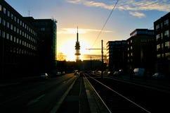 πύργος της Πράγας Στοκ φωτογραφία με δικαίωμα ελεύθερης χρήσης
