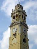 πύργος της Ρουμανίας oradea αιθουσών πόλεων Στοκ φωτογραφία με δικαίωμα ελεύθερης χρήσης