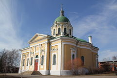 πύργος της Ρωσίας περιοχών του Κρεμλίνου Μόσχα zaraisk zaraysk Στοκ εικόνα με δικαίωμα ελεύθερης χρήσης