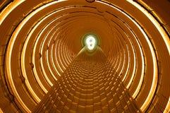 πύργος της Σαγγάης jinmao Στοκ φωτογραφία με δικαίωμα ελεύθερης χρήσης