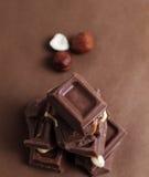 Πύργος της σοκολάτας Στοκ φωτογραφία με δικαίωμα ελεύθερης χρήσης