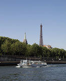 Πύργος του Άιφελ, Παρίσι, Γαλλία Στοκ εικόνα με δικαίωμα ελεύθερης χρήσης
