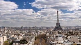 Πύργος του Άιφελ, Παρίσι, Γαλλία Στοκ Εικόνες