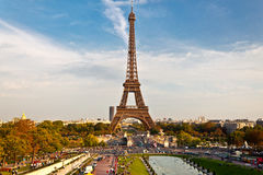 Πύργος του Άιφελ - Παρίσι Στοκ φωτογραφία με δικαίωμα ελεύθερης χρήσης