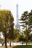 πύργος του Άιφελ Στοκ εικόνα με δικαίωμα ελεύθερης χρήσης