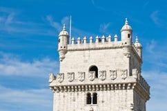 πύργος του Βηθλεέμ de Λισ&sigma Στοκ Φωτογραφίες