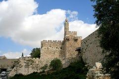πύργος του Δαβίδ Στοκ εικόνες με δικαίωμα ελεύθερης χρήσης