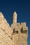 πύργος του Δαβίδ Στοκ φωτογραφίες με δικαίωμα ελεύθερης χρήσης