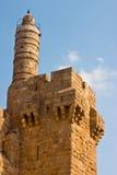 πύργος του Δαβίδ s Στοκ εικόνες με δικαίωμα ελεύθερης χρήσης