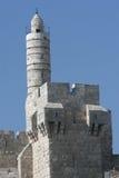 πύργος του Δαβίδ Στοκ Φωτογραφία