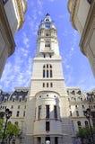 Πύργος του Δημαρχείου, Φιλαδέλφεια, Κοινοπολιτεία της Πενσυλβανίας στοκ φωτογραφία