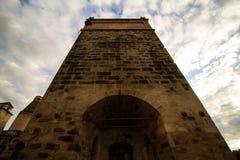 Πύργος του λειώνοντας φούρνου των μετάλλων στοκ εικόνες με δικαίωμα ελεύθερης χρήσης