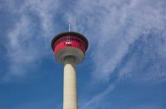 πύργος του Κάλγκαρι Στοκ Εικόνες