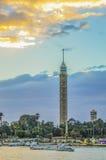 Πύργος του Καίρου Στοκ Φωτογραφία