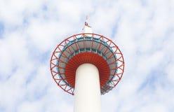 Πύργος του Κιότο Στοκ εικόνα με δικαίωμα ελεύθερης χρήσης