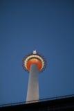 Πύργος του Κιότο Στοκ φωτογραφία με δικαίωμα ελεύθερης χρήσης