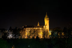 Πύργος του κύριου κράτος ταμιευτηρίου Στοκ Εικόνα