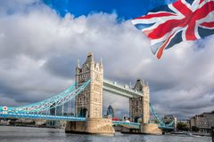 πύργος του Λονδίνου βα&sigma Στοκ φωτογραφία με δικαίωμα ελεύθερης χρήσης