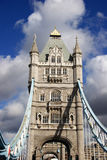 πύργος του Λονδίνου τελών γεφυρών Στοκ Εικόνα