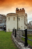 πύργος του Λονδίνου Στοκ εικόνα με δικαίωμα ελεύθερης χρήσης