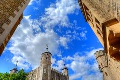 πύργος του Λονδίνου Στοκ Εικόνες